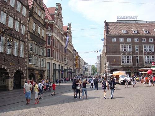 Obernstrasse en Bremen