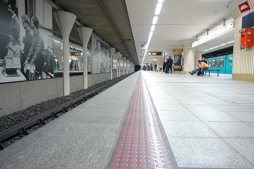 Metro de Frankfurt