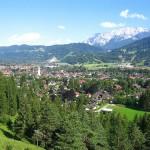 Garmisch-Partenkirchen, facilidades para llegar