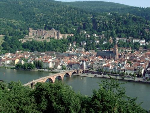 Vista de Heidelberg