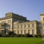 Villa Hügel, joya arquitectónica en Essen