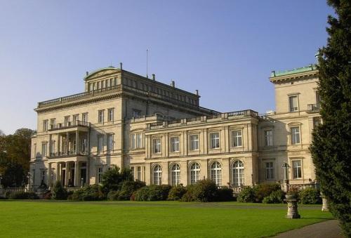 Villa Hugel en Essen