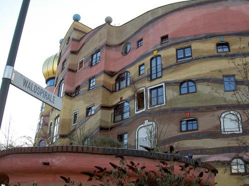 Waldspirale en Darmstadt