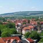 Weimar, gran ciudad cultural en Turingia