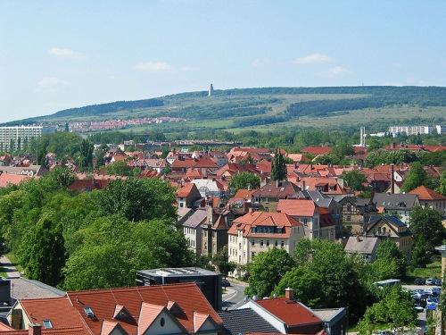 Vista de Weimar