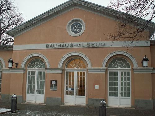 Museo Bauhaus en Weimar