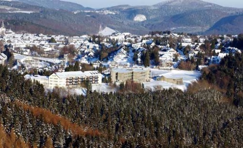 Vista de Winterberg