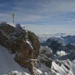 Zugspitze, la montaña más alta de Alemania