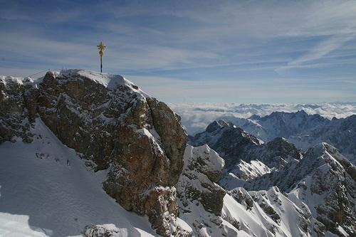 Cima de Zugspitze