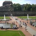 Zwinger, corazón cultural de Dresde